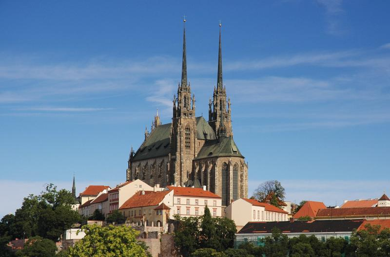 The City of Brno